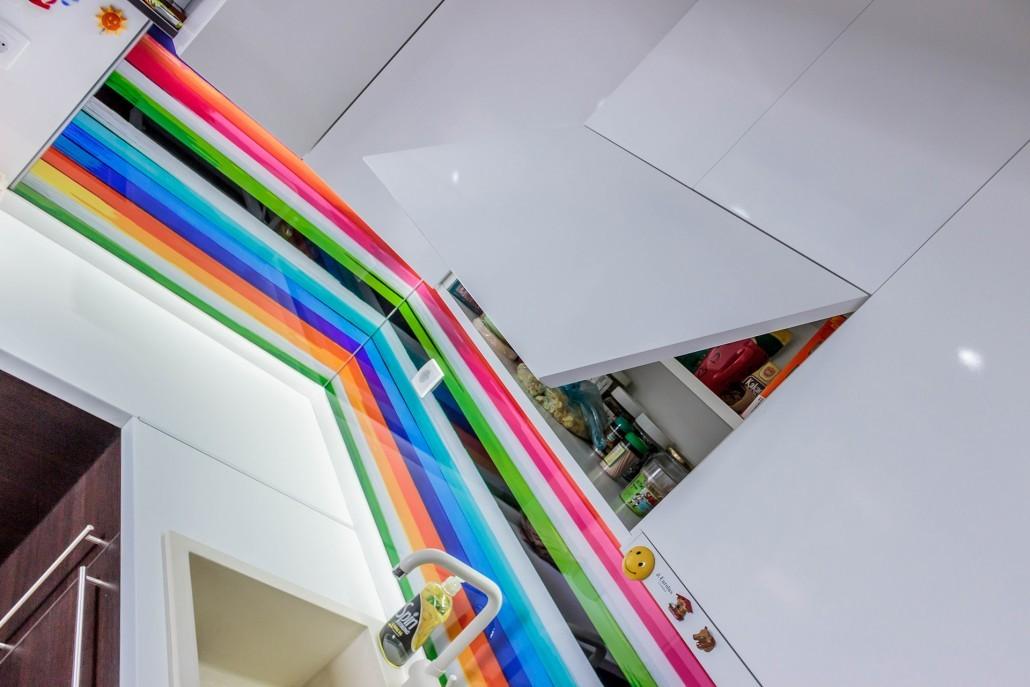 Белая пластиковая столешница - выбор практичной хозяйки