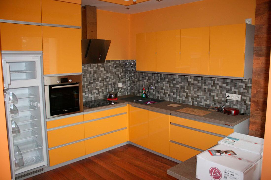 Встраиваемые холодильники оптимальное решение для любой кухни