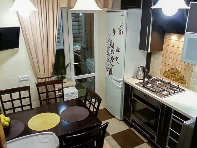 Стильный и надежный кухонный гарнитур
