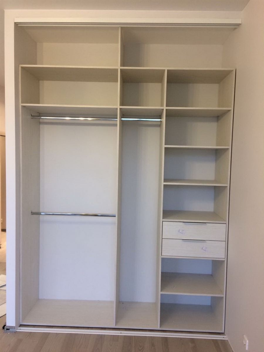 Внутреннее наполнение шкафа - на все случаи жизни